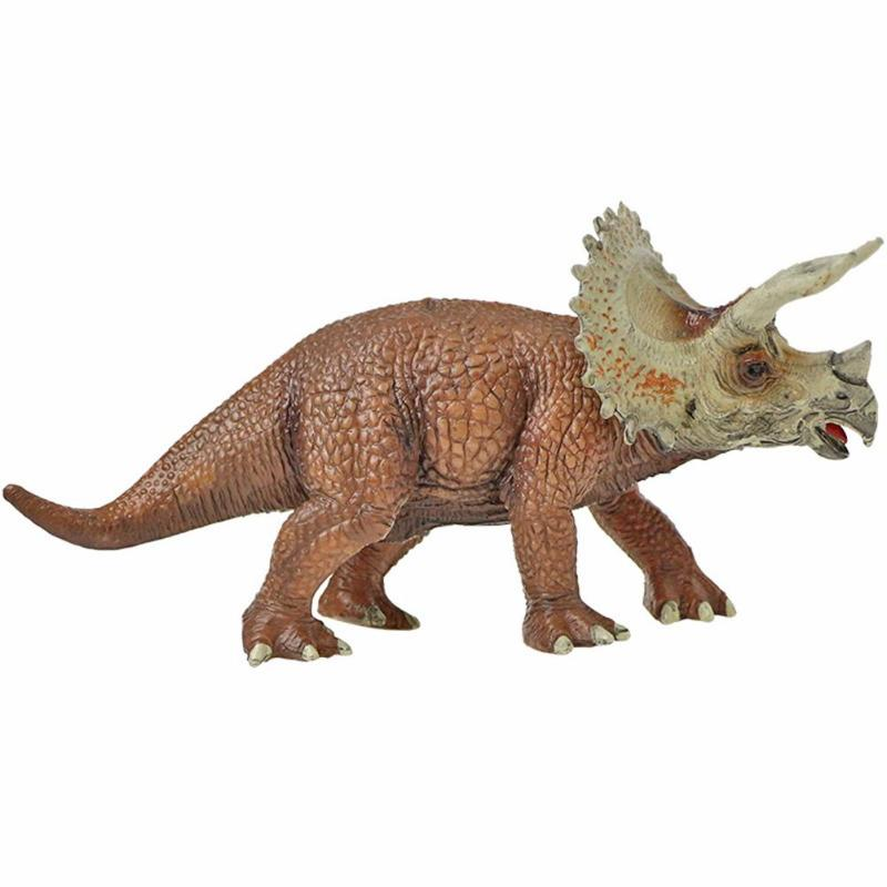 Mini PVC Jurassic Wild Life Dinosaur Toy Set Plastic Play Toys World Park Dinosaur Model Action Figures Kids Boy Gift Home Decor - Stuff Mart Canada