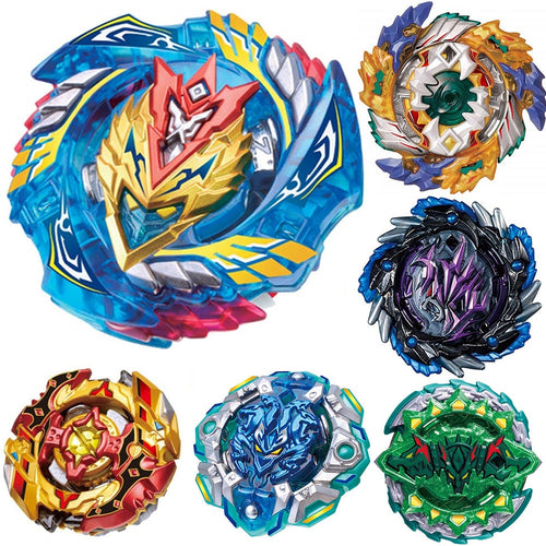 Tops Beyblade Burst Toys Arena Bayblades Toupie B-128 Beyblade Metal Fusion Avec Lanceur God Spinning Top Bey Blade Blades Toy