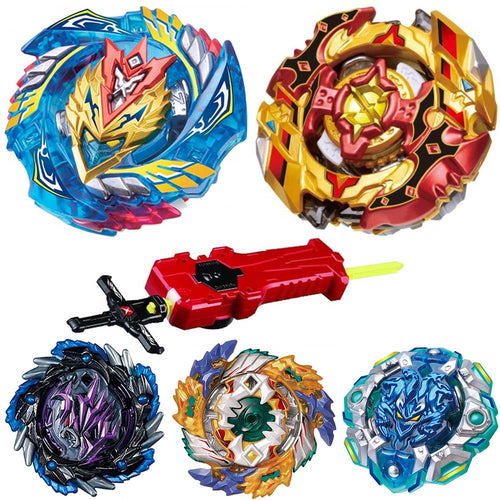 New Beyblade Burst Toys B-128 Bayblades Toupie Metal Fusion God Spinning Top Bey Blade Blades Toy bay blade bables