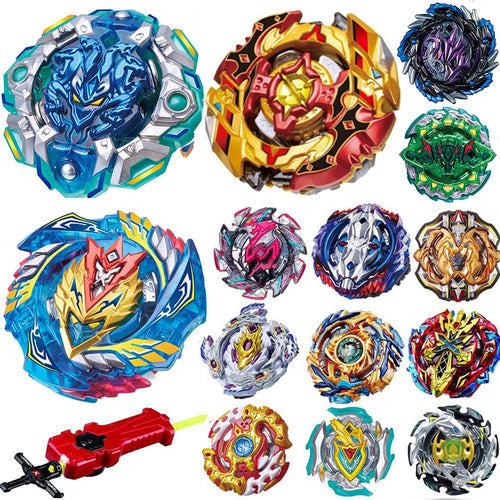 Latest hot sale Beyblade Burst B-125 B-122 B-117 B-113 Toupie Bayblade bursts Metal Fusion God Spinning Top Bey Blade Blades Toy