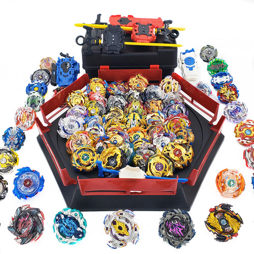 Tops Beyblade Burst Set Toys With Starter and Arena Bayblade Metal Fusion God Spinning Top Bey Blade Blades Toys