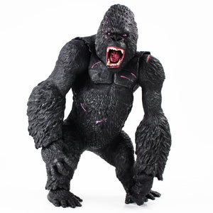 New Arrival 35cm King Kong Figure Toys Big Size Hand Movable Figurine PVC Action Figure Collection Model Doll - Stuff Mart Canada