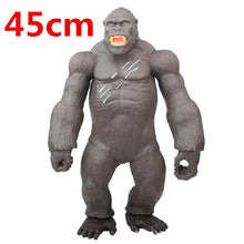 Load image into Gallery viewer, Big Size 45cm Movie King Kong The Skull Island Figurine Toy Gorilla Collect Model Decorations Desktop Kids Gift Toys L3221 - Stuff Mart Canada