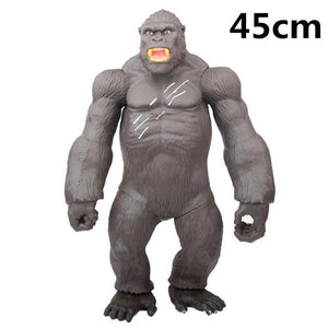 Big Size 45cm Movie King Kong The Skull Island Figurine Toy Gorilla Collect Model Decorations Desktop Kids Gift Toys L3221 - Stuff Mart Canada