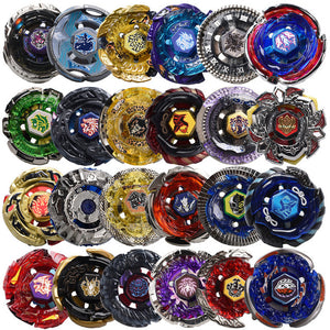New Hot 24 PCS  H Brand Constellation Alloy Combat Gyroscope Explosive Gyro Toy Rotation Versus AS Children's Day