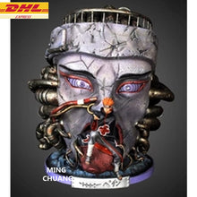 "Load image into Gallery viewer, 20.87""Statue NARUTO Pein Bust Pain Akatsuki Head Portrait Resin Action Figure Collectible Model Toy 53CM BOX D911"