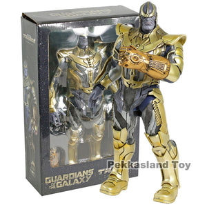 Marvel Hot Toys Guardians of The Galaxy Thanos 1/6 Scale Figurines Toy Doll Brinquedos Figurals Collection Model Gift