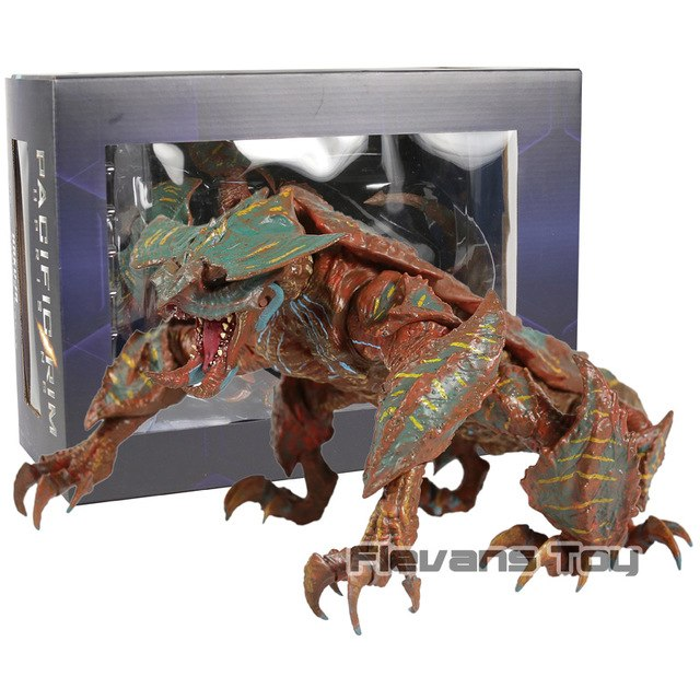 Pacific Rim Uprising Kaiju Hakuja Sofvi Action Figure Model Movable Figurine Toy Collection Kids Birthday Gift