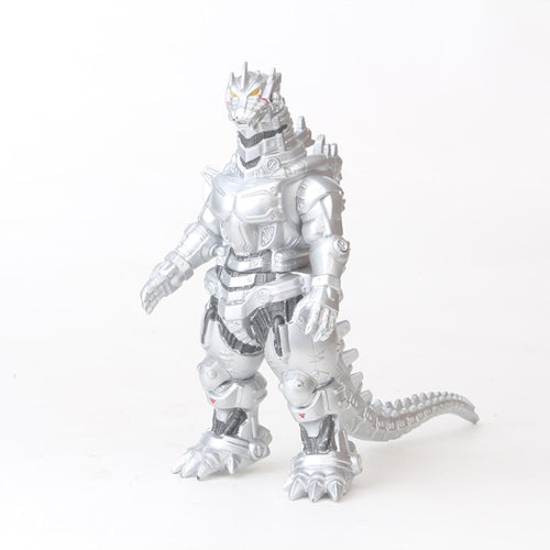 2018 NEW toys for children Japanese Silver Godzilla 17cm Action Figures PVC Doll Collection Model Toys Gifts kids toys