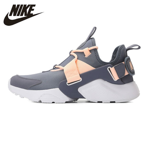 Nike Air Huarache City Low New Arrival Original  Women's Breathable Running Shoes Light Comfortable Massage Shoes #AH6804-012