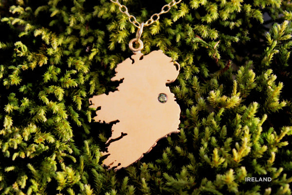 Silhouette Pendant Necklace