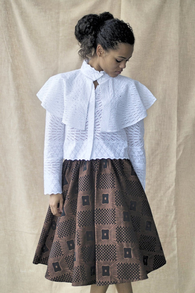 Berber Brown Skirt