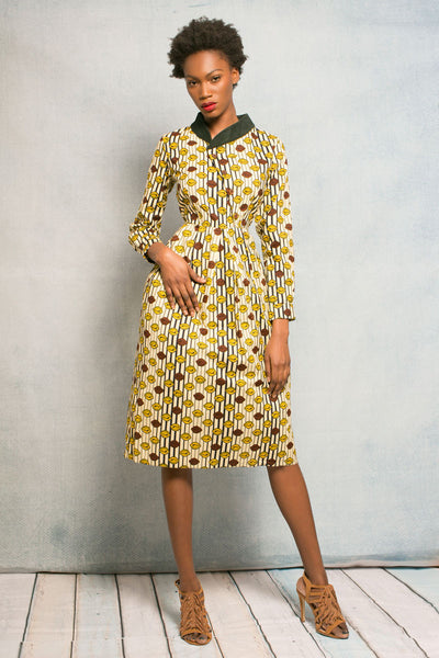 Billie Cowrie Dress