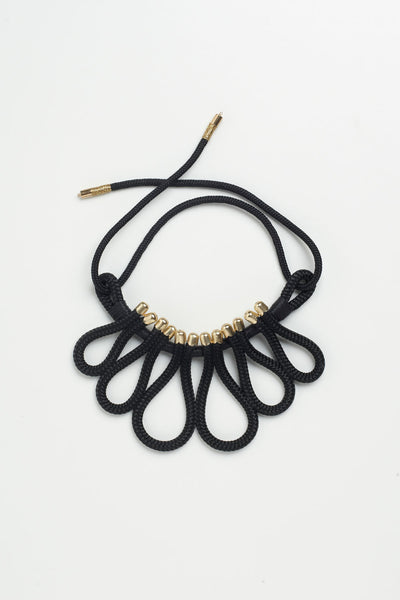 The Peacock Necklace