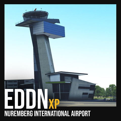 Flightbeam EDDN XP