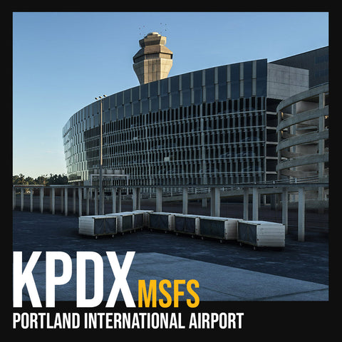 Flightbeam KPDX MSFS