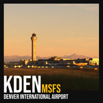Flightbeam KDEN MSFS