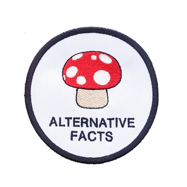 ALTERNATIVE FACTS PATCH