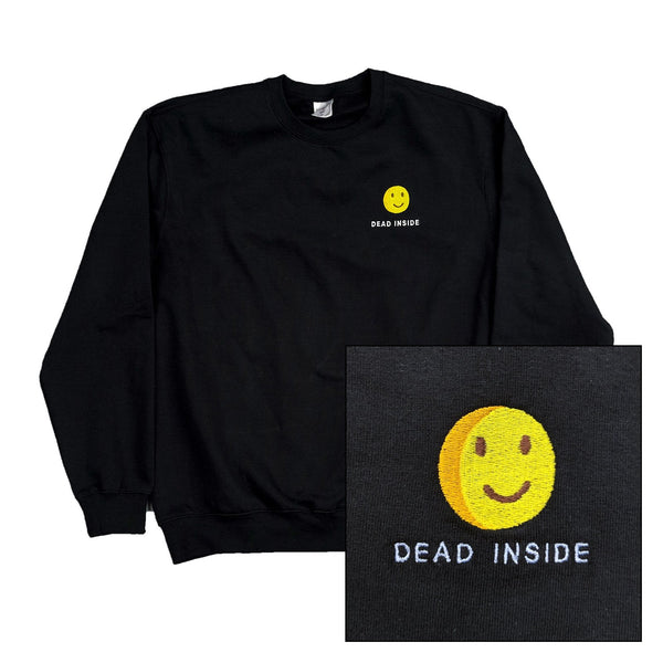 DEAD INSIDE SWEATER