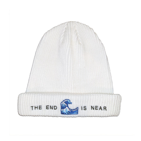 END IS NEAR BEANIE