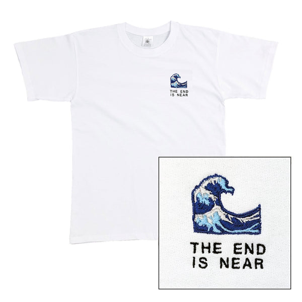 THE END IS NEAR T-SHIRT