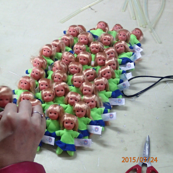 Doll manufacturing in China