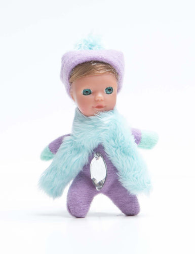 *1 - Anna - The Diamond Collection - adorable bean doll - Stork Babies - beautiful handcrafted dolls