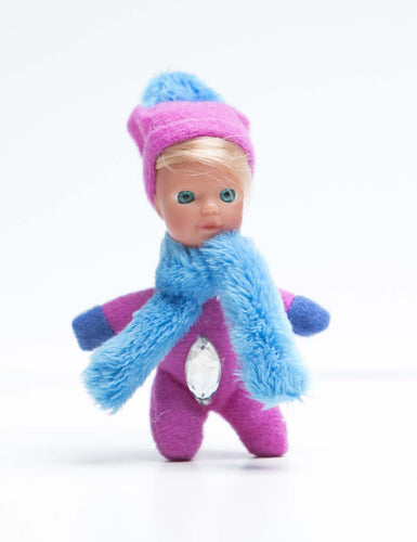 *2 - Amelia - The Diamond Collection - adorable bean doll - Stork Babies - beautiful handcrafted dolls