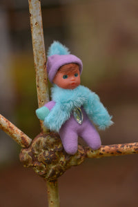 #1 - Anna - The Diamond Collection - Stork Babies - beautiful handcrafted dolls