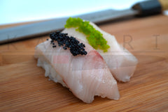 Buy Super Frozen Hamachi Sashimi Fish To Make Sushi.