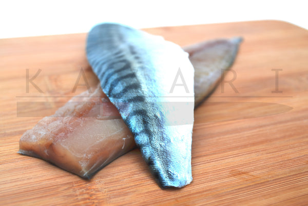 Marinated Mackerel (Shime Saba) Fillets サバ