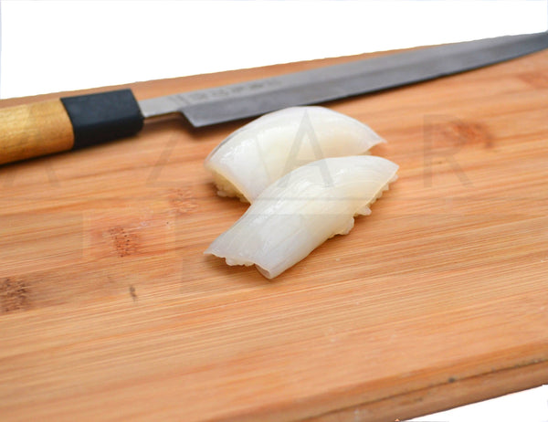Buy Super Frozen Squid Sashimi Fish To Make Sushi Nigiri.