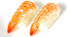 Buy Sushi Ebi Prawns to Make Sushi At Home.