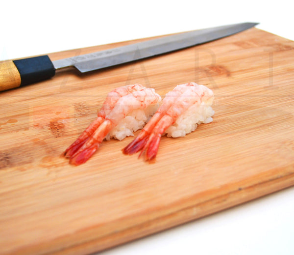 buy sushi grade amaebi ama ebi sweet prawns for sushi from kazari