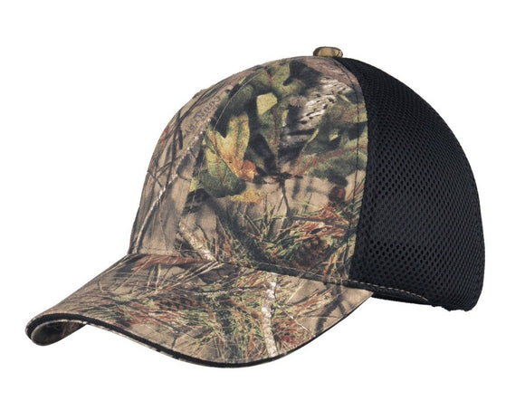 Port Authority® Camouflage Cap with Air Mesh Back   C912