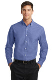 Port Authority® SuperPro Oxford Shirt S658