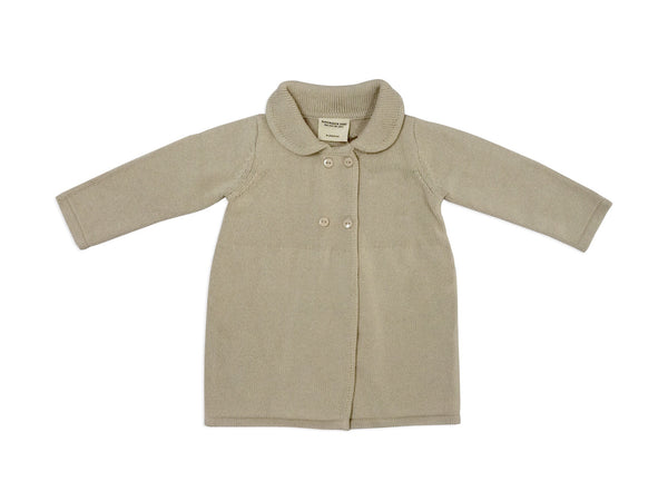 Central Park Sweater Coat in Linen