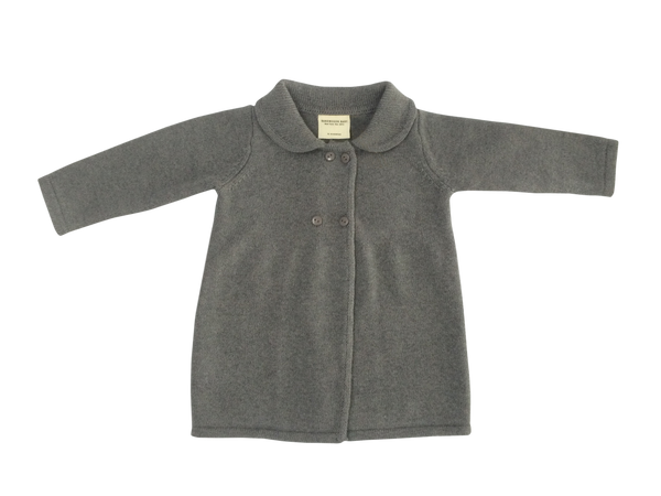 Central Park Sweater Coat in Graphite