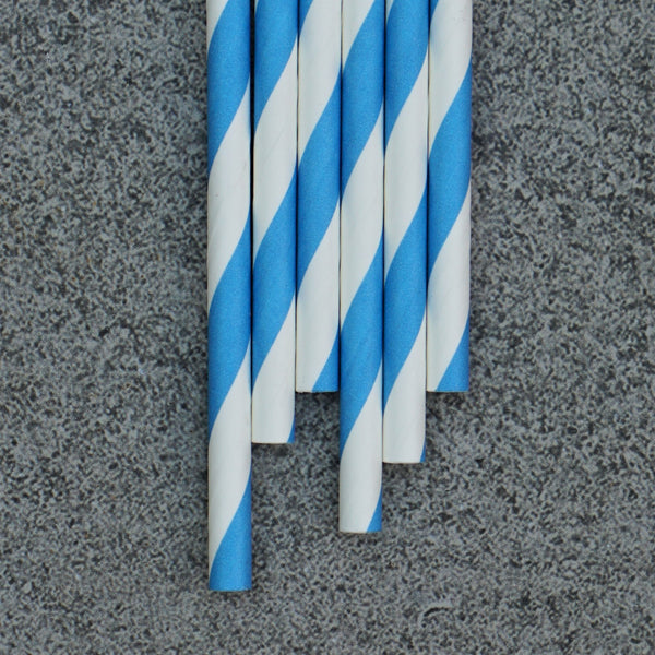 Classic 24 (Slim) / Blue Striped