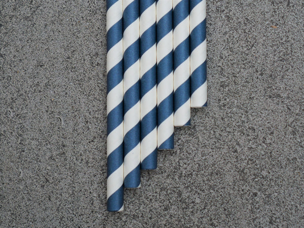 Classic 31 (Wide) / Blue Striped