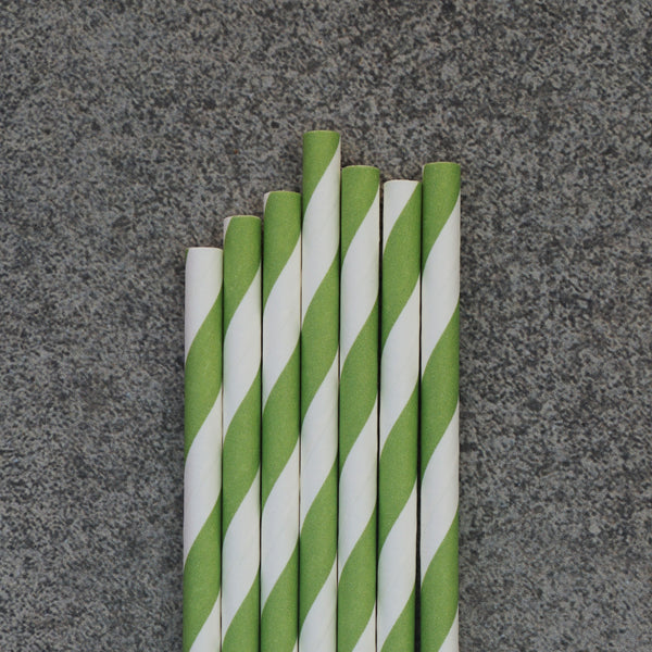 Classic 31 (Wide) / Green Striped