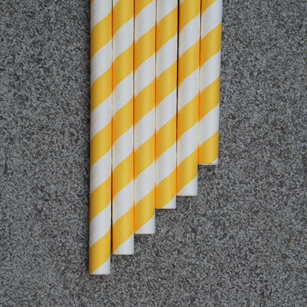 Classic 31 (Wide) / Yellow Striped