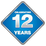 Celebrating 12 Years in Business