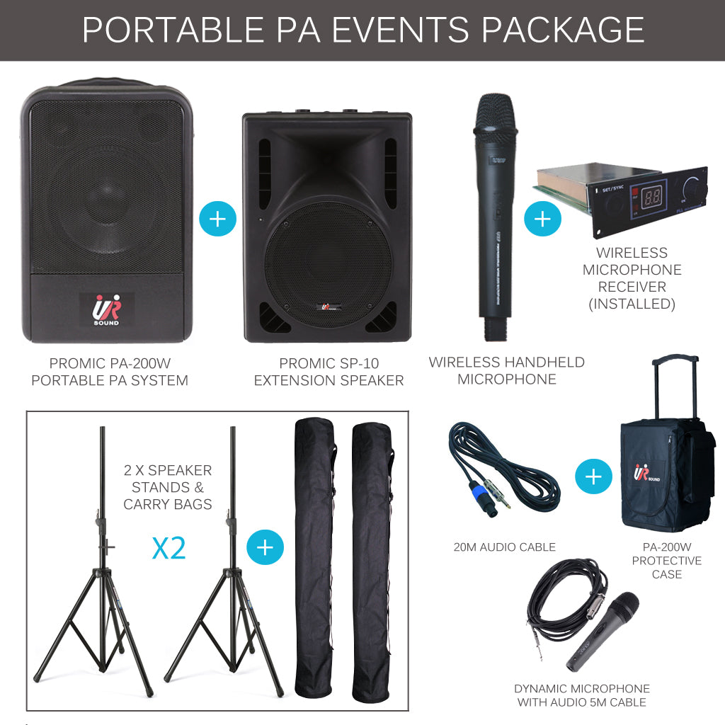 Promic Events Package