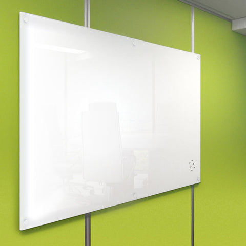 Educate Magnetic Glass Whiteboard