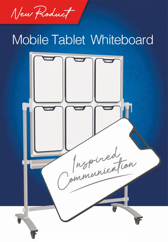 Educate Mobile Tablet Whiteboard