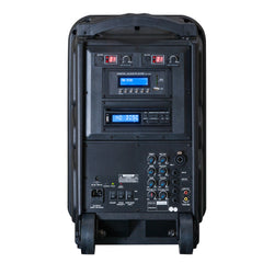 Promic PA-120W Portable Wireless PA System