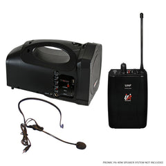 Promic PA-40W Wireless Body Pack Transmitter