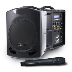 Promic PA-60W Portable Wireless PA System