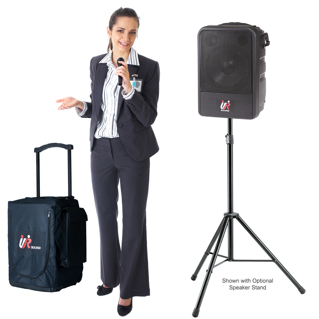 Promic PA-200W Portable Wireless PA System